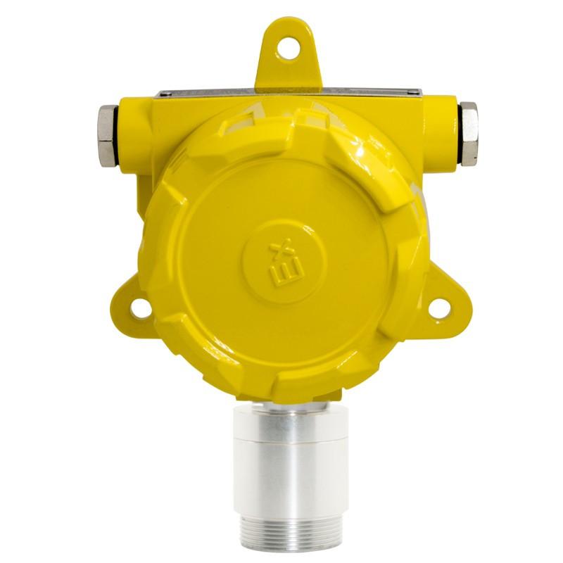 Промисловий датчик аміаку з сигналізацією (0–100 ppm, 4–20mA/RS485, світлова та звукова сигналізація) WALCOM