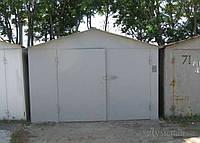 Продажа металических гаражей