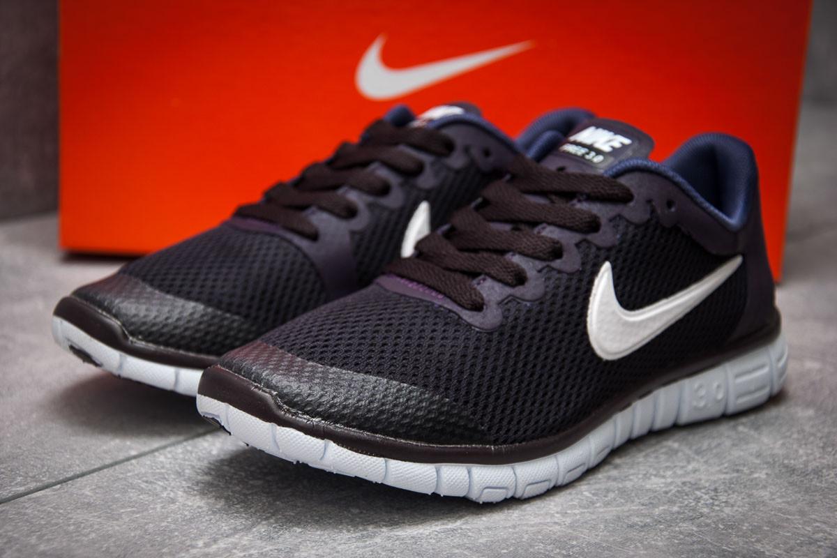 Кроссовки женские 12994, Nike Air Free 3.0, фиолетовые [ 37 ] р.(37-23,1см)