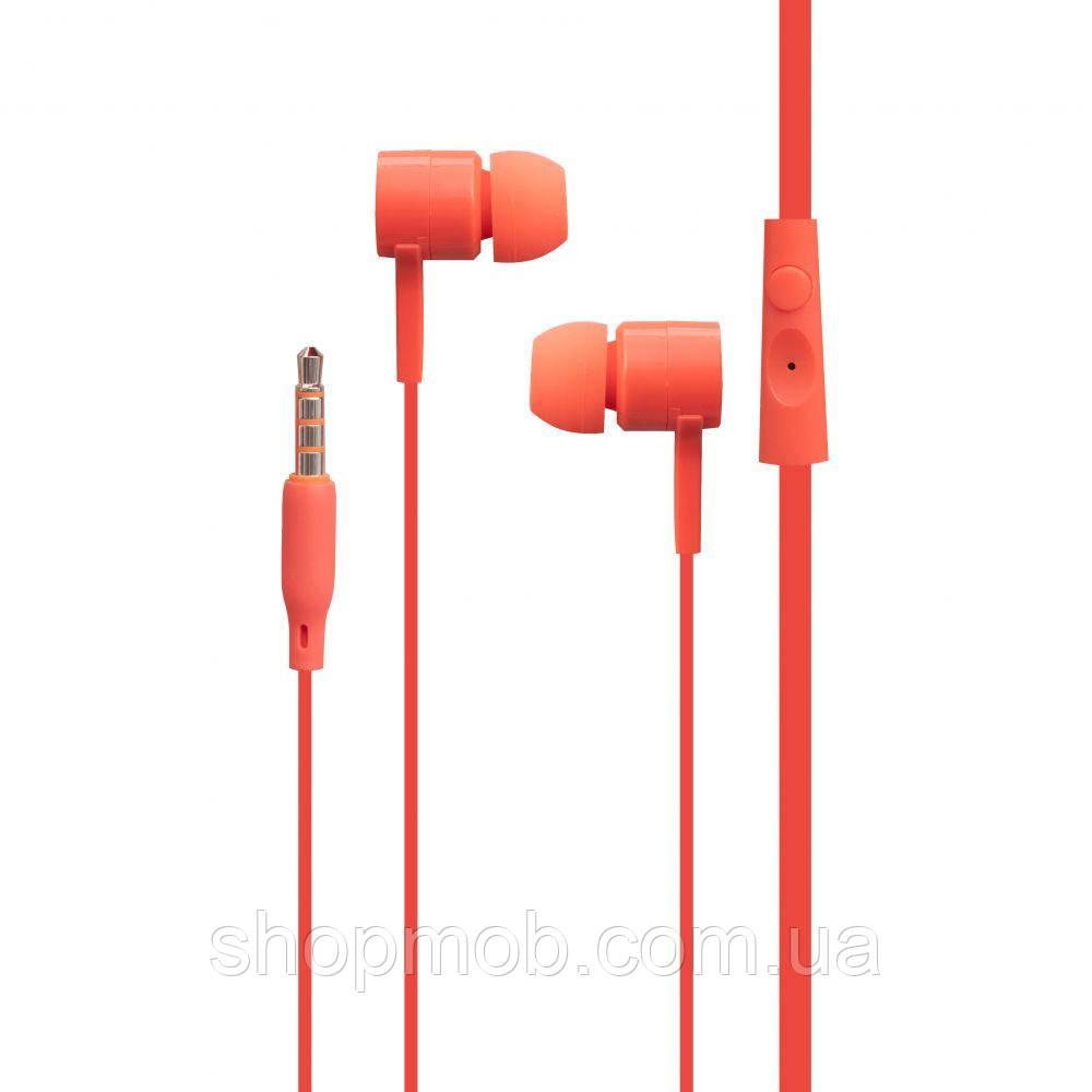 Наушники Celebrat SKY-1 Цвет Красный