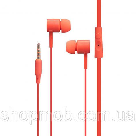Наушники Celebrat SKY-1 Цвет Красный, фото 2
