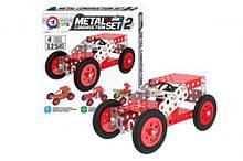 Конструктор металлический Metal Set, 125 деталей 6405