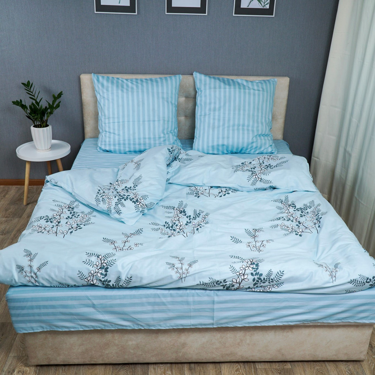 Комплект постельного белья KrisPol «Уют» 200x220 Сатин