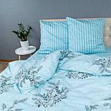 Комплект постельного белья KrisPol «Уют» 200x220 Сатин, фото 4