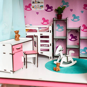 Декор и другие аксессуары для кукольных домиков