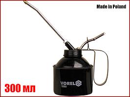 Масленка с жестким носиком 300 мл Vorel 78303