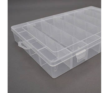 Органайзер Voltronic 19.5х13х3.5 см (Box-195х35х130/13921)