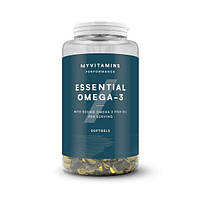 Essential Omega 3 MyProtein (250 капсул)