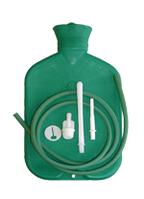 Грелка резиновая с системой Б-2