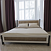 Кровать деревянная двуспальная Магнолия (массив бука), фото 3