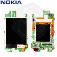 Дисплей для Nokia 6650f, полная сборка, оригинал