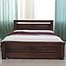 Ліжко дерев'яне полуторне Клеопатра (масив бука), фото 3