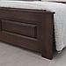 Ліжко дерев'яне полуторне Клеопатра (масив бука), фото 5
