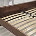 Ліжко дерев'яне полуторне Клеопатра (масив бука), фото 6
