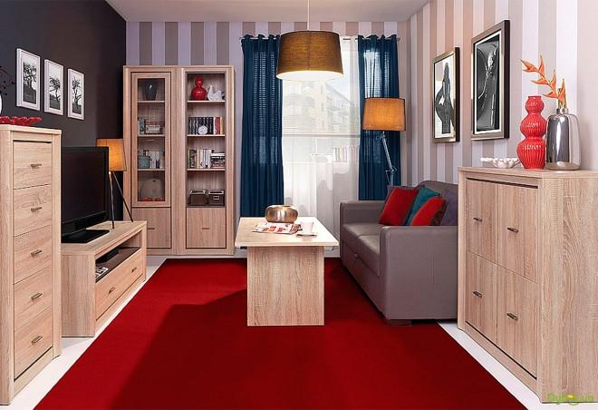 Модульная гостиная Ларса / Larsa ВМВ Холдинг