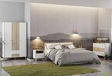 Спальня Комплект 3Д Світ Меблів