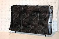 Радиатор охлаждения медный 3 х ряд. Иран ГАЗ 3110