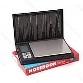 Ваги ювелірні електронні Notebook 2 кг