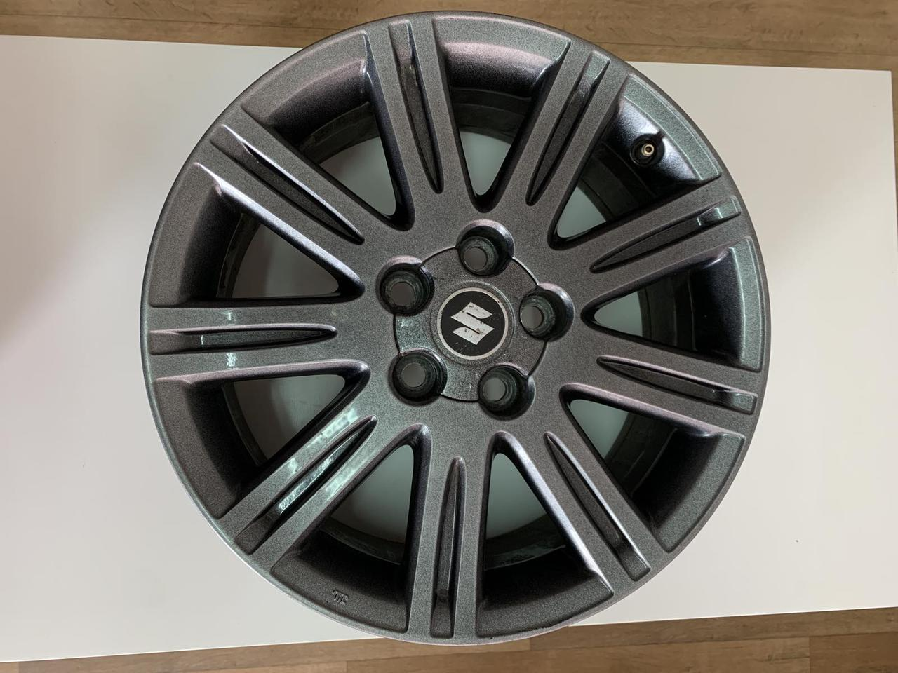 Диски легкоплавные Suzuki Grand Vitara 17 дюймов 4 шт, фото 3
