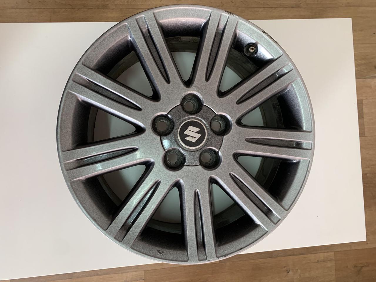 Диски легкоплавные Suzuki Grand Vitara 17 дюймов 4 шт, фото 2