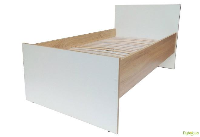 Ліжко Еко 90х200 + ламелі Viorina-Deko