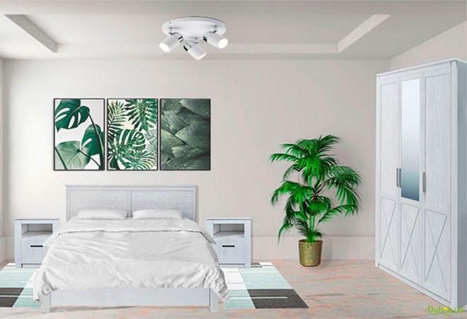 Спальня Эшли 3Д Свит Меблив
