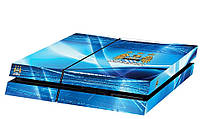 Наклейка для PS4 Official Manchester City FC