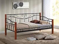 Ліжко дерев'яне Kenia Singal 90*200 / Кровать деревянная Kenya Signal 90х200