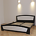 Кровать деревянная полуторная Женева (массив бука), фото 4