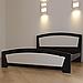 Кровать деревянная полуторная Женева (массив бука), фото 6