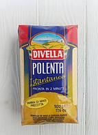 Кукурудзяна крупа Divella Polenta 500g Італія