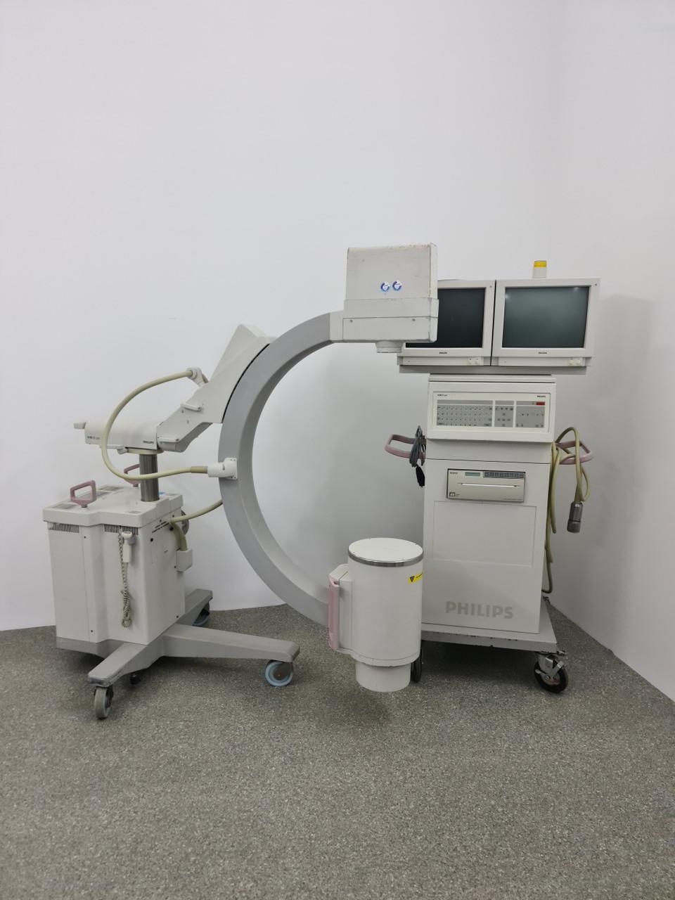 "Philips BV 25 (ЕОП 7"") Рентген-апарат (З-дуга)"