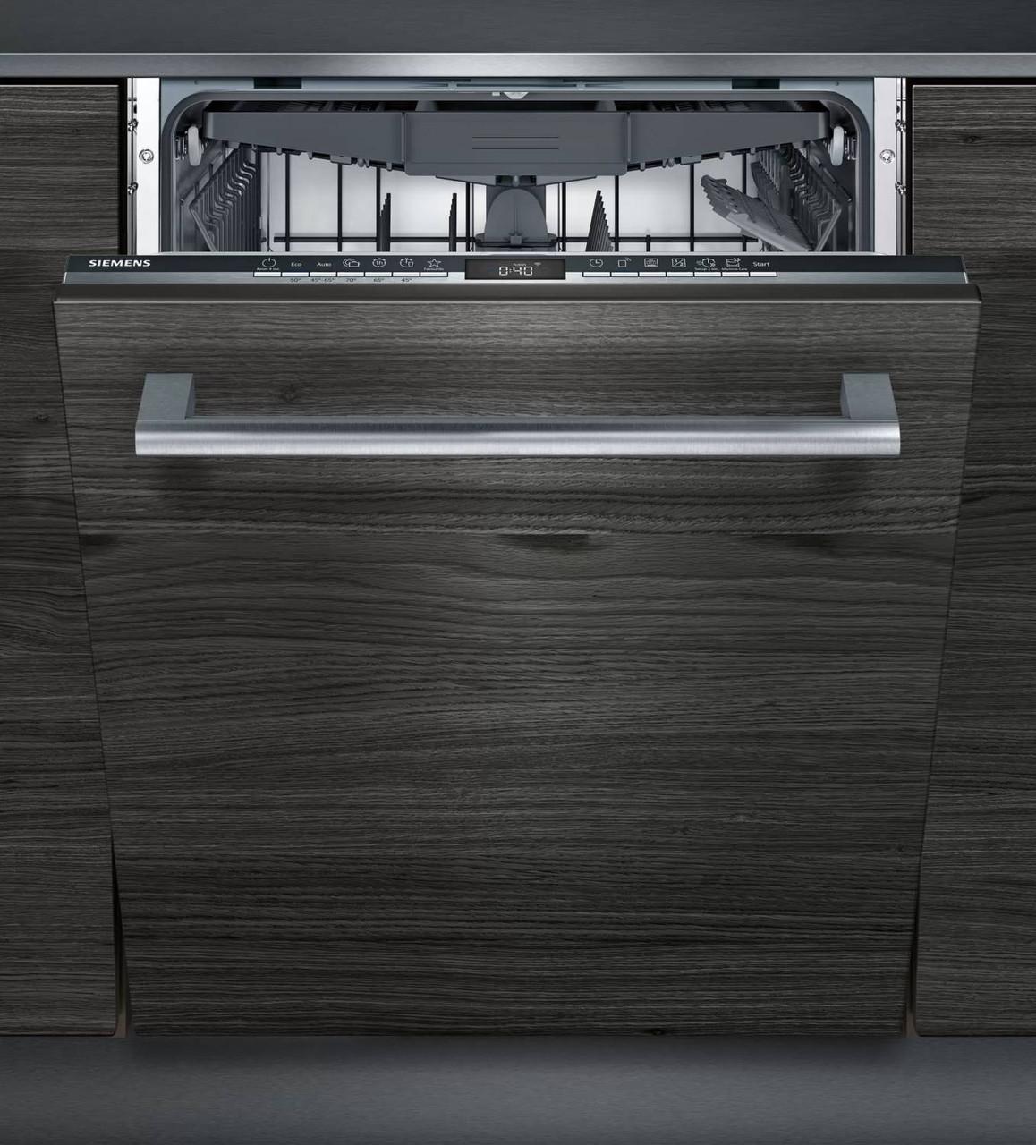 Вбудована посудомийна машина Siemens SN63HX37VE [60см]