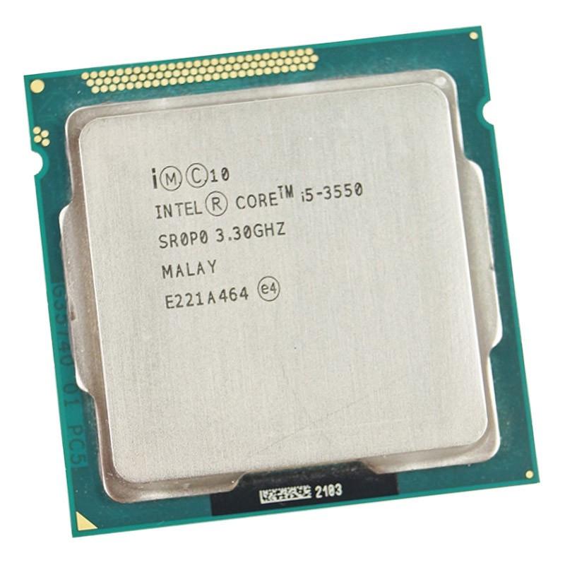 ПОТУЖНИЙ ПРОДУКТИВНИЙ 4ехЯДЕРНИК на S1155 INTEL Core i5-3450 ( 3,3 ГГц,Turbo BOOST до 3,7 GHz, LGA1155,4 ЯДРА