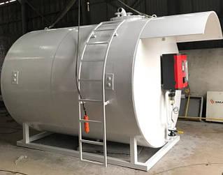 Резервуари для топлива восстановленные