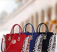Стильная женская лаковая сумка. Модель 05267, фото 4