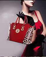 Стильная женская лаковая сумка. Модель 05267, фото 5