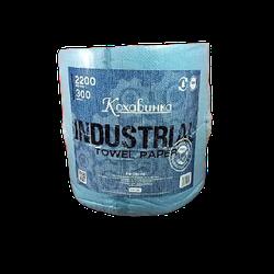 Полотенца рулонные Кохавинка Industrial d = 270 мм, 300 м, 2200 отрывов, синие