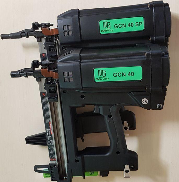 Газовый монтажный пистолет GCN40SP для электриков
