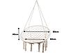 Гамак подвесное кресло гнездо, фото 6