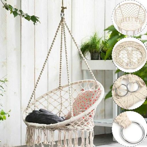Гамак подвесное кресло гнездо