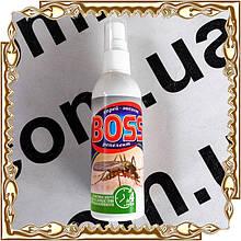 Спрей-захист BOSS репелент від комарів 100 мл./4 год.