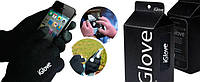 Универсальные перчатки для сенсорных экранов iGlove. Оригинал