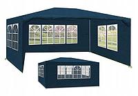 Садовый павильон шатер 3х4м 4 стенки 3 цвета