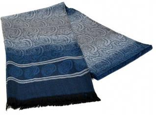 Оригинальный мужской шерстяной шарф 180 на 43 см 50149-9