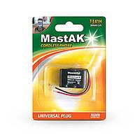 Акумулятор для радіотелефону MastAK T341H 300mAh