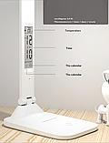 Лампа настільна LED 3 режими (+ годинник, календар, термометр), фото 3
