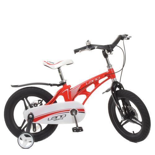 Велосипед дитячий WLN1846G-3 Infinity червоний