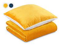 Набір подушка і ковдра Теплі обійми I 2020 Dormeo, фото 1