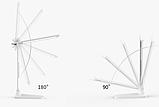 Лампа настільна LED 3 режими (+ годинник, календар, термометр), фото 8